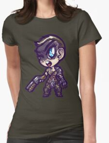 Chibi Furi Womens Fitted T-Shirt
