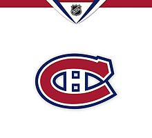 Montreal Canadiens 2007-15 Away Jersey by Russ Jericho