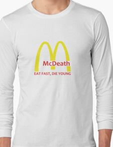 McDeath Long Sleeve T-Shirt