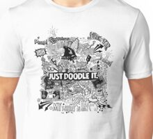 Just Doodle it_BLK T-Shirt