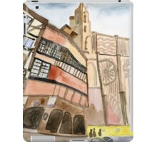 From a distance, part 4 iPad Case/Skin