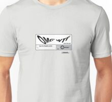 illegible Unisex T-Shirt
