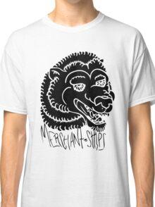 Merchant Ships Bearwulf t-shirt emo screamo skramz Classic T-Shirt
