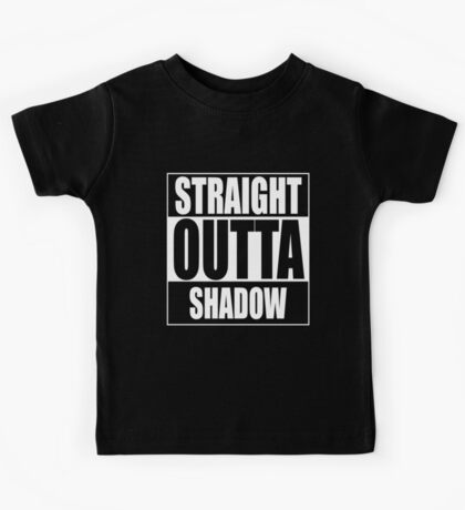 Straight OUTTA Shadow - Firefly - Serenity Kids Tee