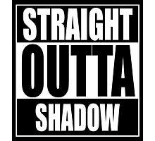 Straight OUTTA Shadow - Firefly - Serenity Photographic Print