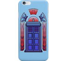 Art Deco TARDIS iPhone Case/Skin