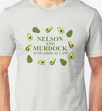 Avocados at Law Unisex T-Shirt