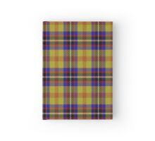 02893 Yuma County, Arizona Tartan  Hardcover Journal