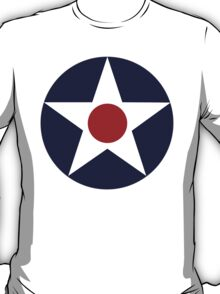 1941 US Air Corps Star T-Shirt