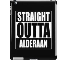 Straight OUTTA Alderaan iPad Case/Skin
