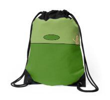 Finn the Human's Backpack Drawstring Bag
