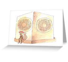 The Last Centurian Greeting Card