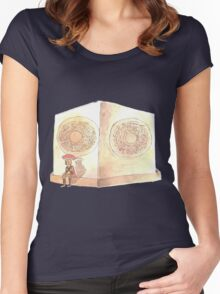 The Last Centurian Women's Fitted Scoop T-Shirt