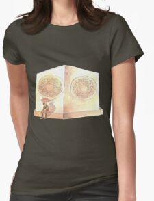 The Last Centurian Womens Fitted T-Shirt
