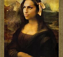 Gioconda Winehouse by PrivateVices