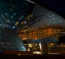 Touring the BMW Welt by Kasia-D