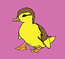 Duckling by Freja Friborg