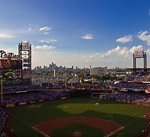 Citizens Bank Park by picturej