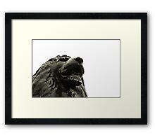 trafalgar Framed Print