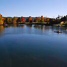 Autumn - Ticonderoga NY by John Schneider
