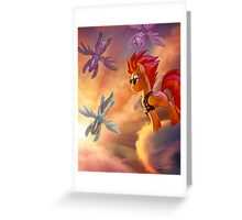Soaring Pride Greeting Card