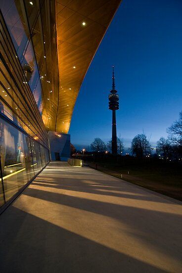 BMW Welt: Awesome Neighbours by Kasia-D