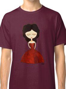 Red princess Classic T-Shirt