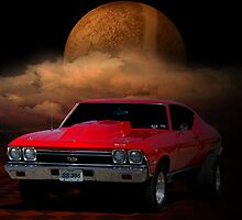 1968 Chevelle Super Sport 396 by TeeMack