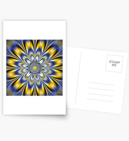 FLASHING STAR Postcards