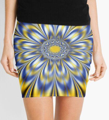 FLASHING STAR Mini Skirt