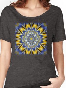 FLASHING STAR Women's Relaxed Fit T-Shirt