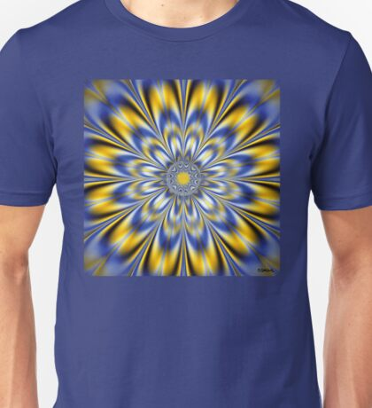 FLASHING STAR Unisex T-Shirt