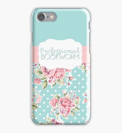 Professional Bookworm iPhone Case/Skin