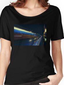 Budapest by Night, Hungary Women's Relaxed Fit T-Shirt