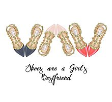"""SHoes are a girl'd best friend"" by Giada"