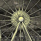 Echo Wheel, Albert Dock Liverpool by Stan Owen