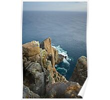 Cape Raoul Poster