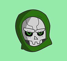 Doctor Doom by Guffrey