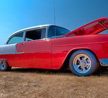 1955 Chevy 210 by Shawnna Taylor