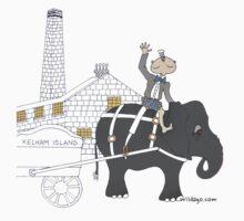Wildago's Edmund at Kelham Island One Piece - Short Sleeve