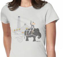 Wildago's Edmund at Kelham Island Womens Fitted T-Shirt