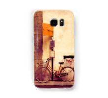 Bicycle red Samsung Galaxy Case/Skin