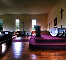 This Old Church 2 by Jane Brack