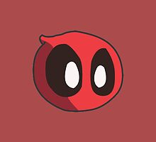 Deadpool by Guffrey