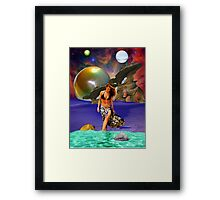 My Reality Framed Print