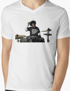 Questlove Mens V-Neck T-Shirt