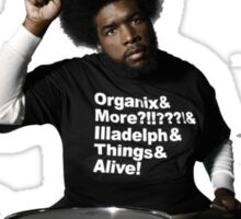 Questlove Sticker