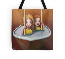 The trouble with water ll Tote Bag