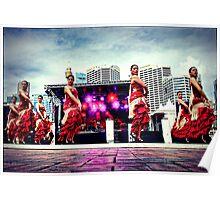 Flamenco Poster
