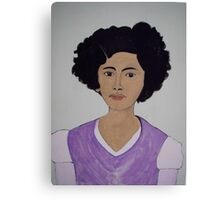 Young Frida - Most Products Canvas Print